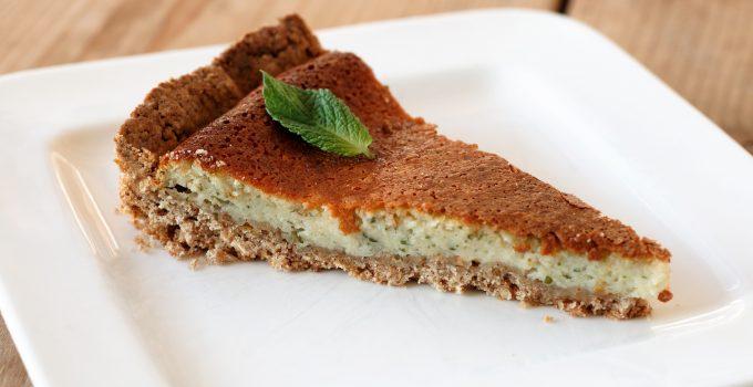 Flaó Ibiziaanse cheesecake
