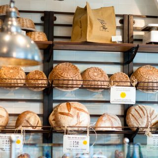 Healthy Hotspot: Le Pain Quotidien