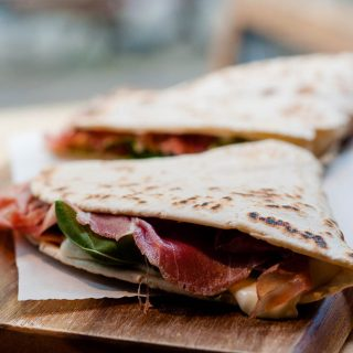 Healthy Hotspot: Piadina Bar