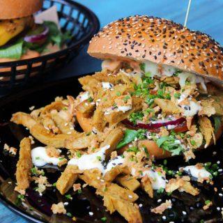 Healthy hotspot: Vegan Junk Food Bar