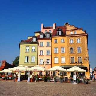 De leukste foodhotspots in Warschau