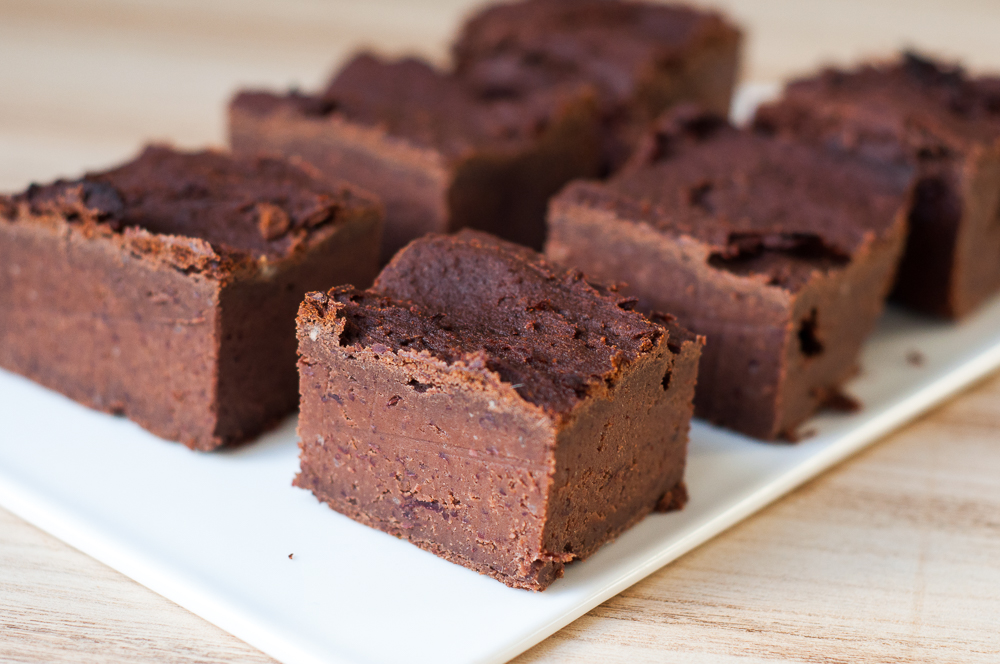 Kidneybonen brownie