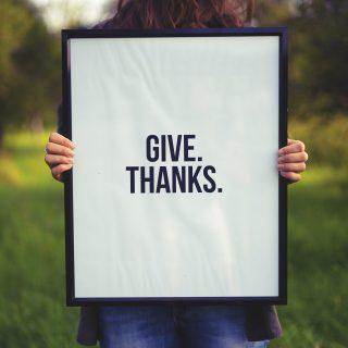 Weekchallenge #2: Begin en eindig de dag met dankbaarheid