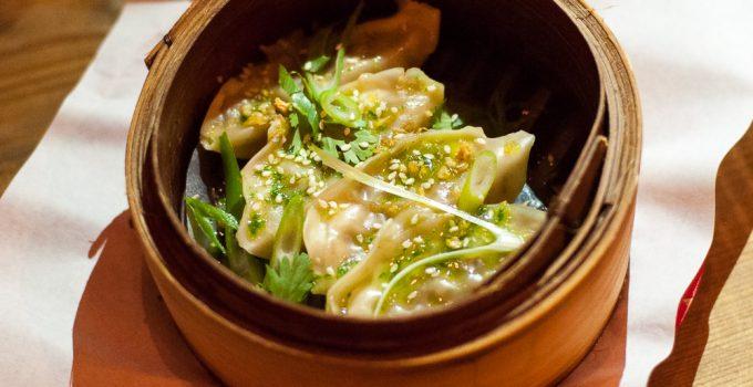 Asian streetfood: Shanghai Bistro