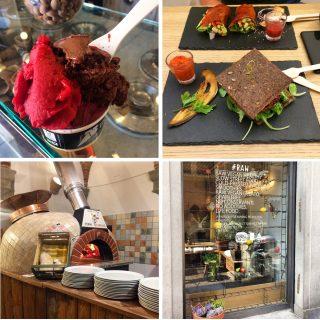 Vegan hotspots in Florence