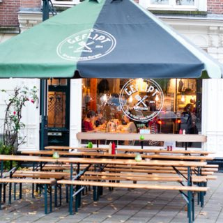 De lekkerste burgers in Amsterdam: Geflipt Burgers