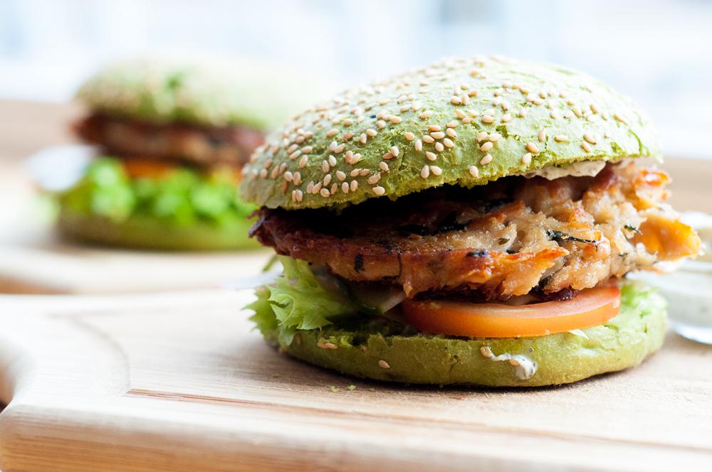 Dutch Weed Burger
