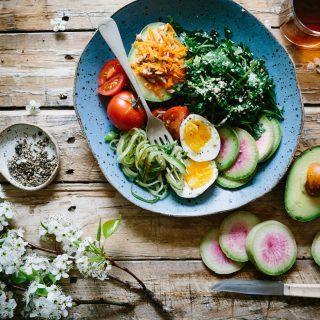 Vegetarisch eten, waar let je op? 4 tips!