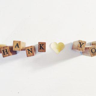 3 tips hoe je dankbaarheid kunt oefenen!