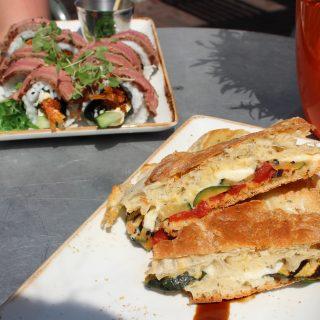 lunchen in Arnhem