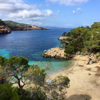 7x de leukste strandjes in de omgeving van San Antonio op Ibiza