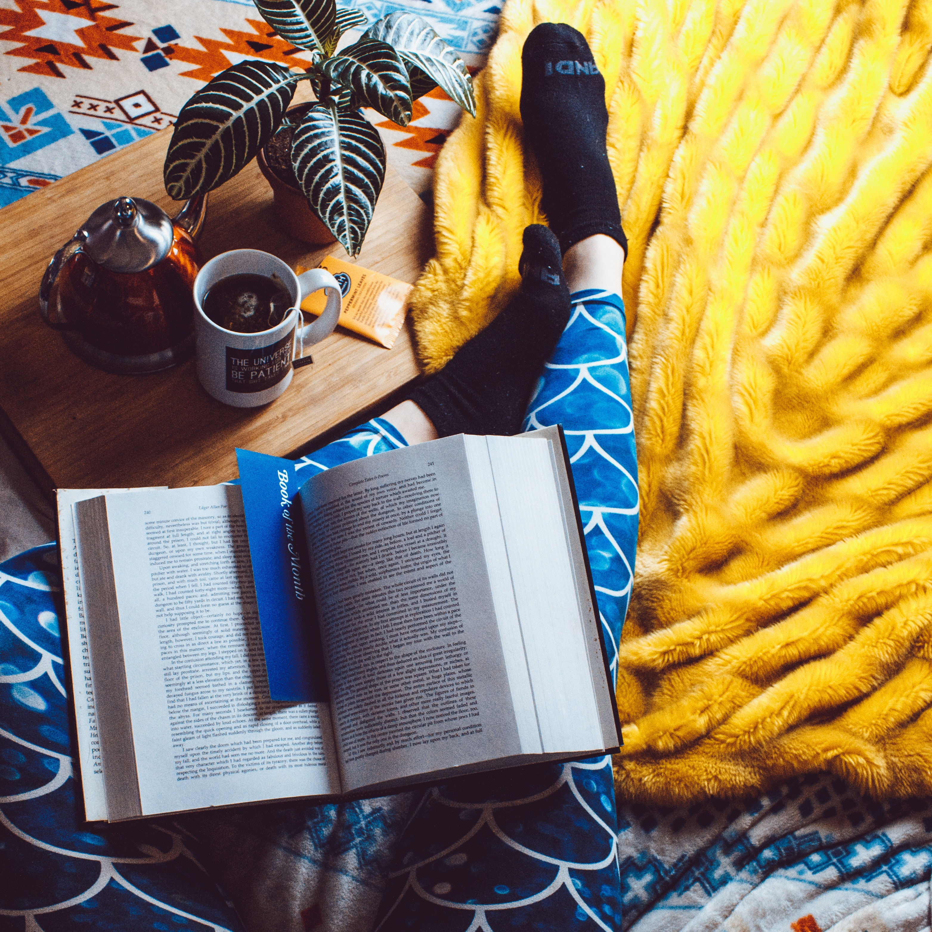 boeken van juli