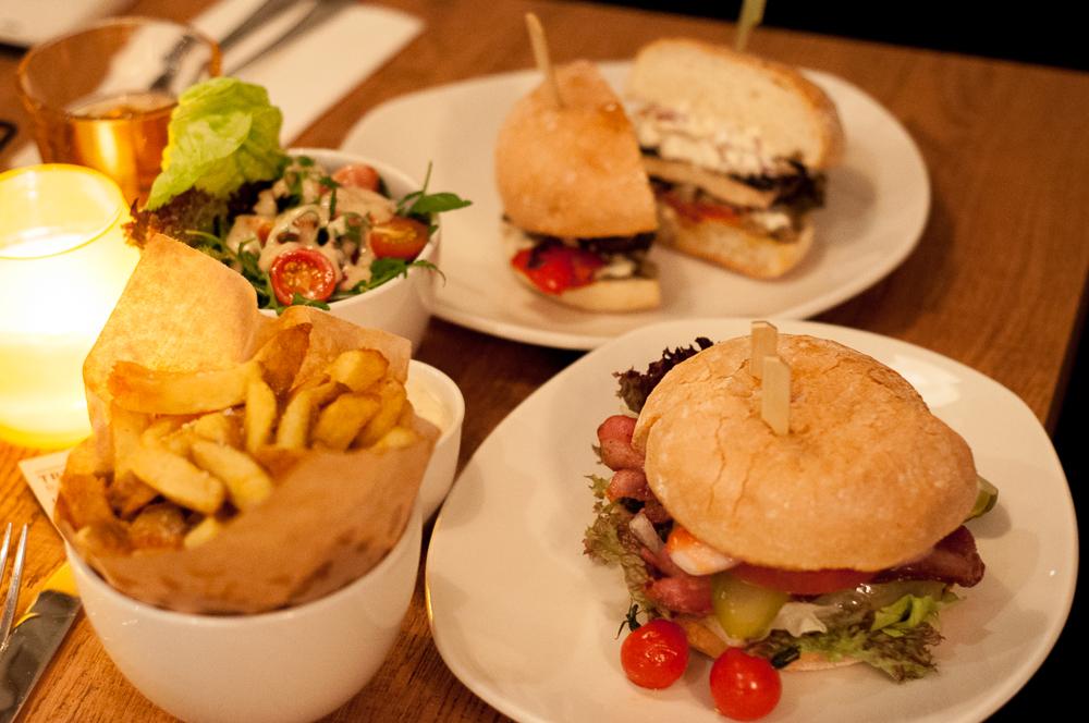 Ellis Gourmet Burger in Amsterdam