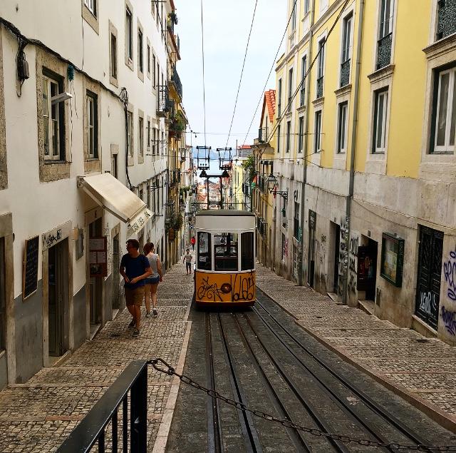 hotspots in Lissabon