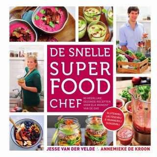 Review: De Snelle Superfood Chef – Jesse van der Velde