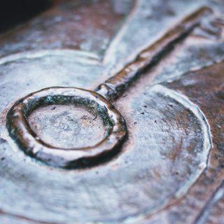 De sleutel naar geluk
