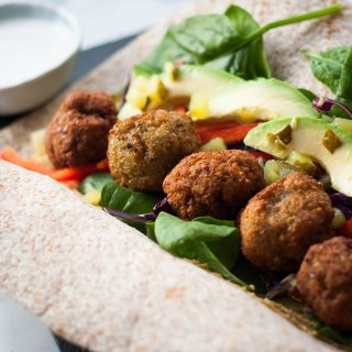 Falafel in Amsterdam