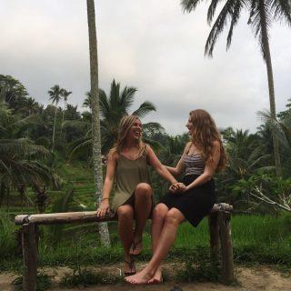 Gastbloggers Joëlle en Mitzi
