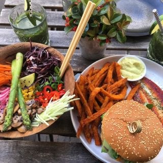 Healthy Hotspot: Meatless District
