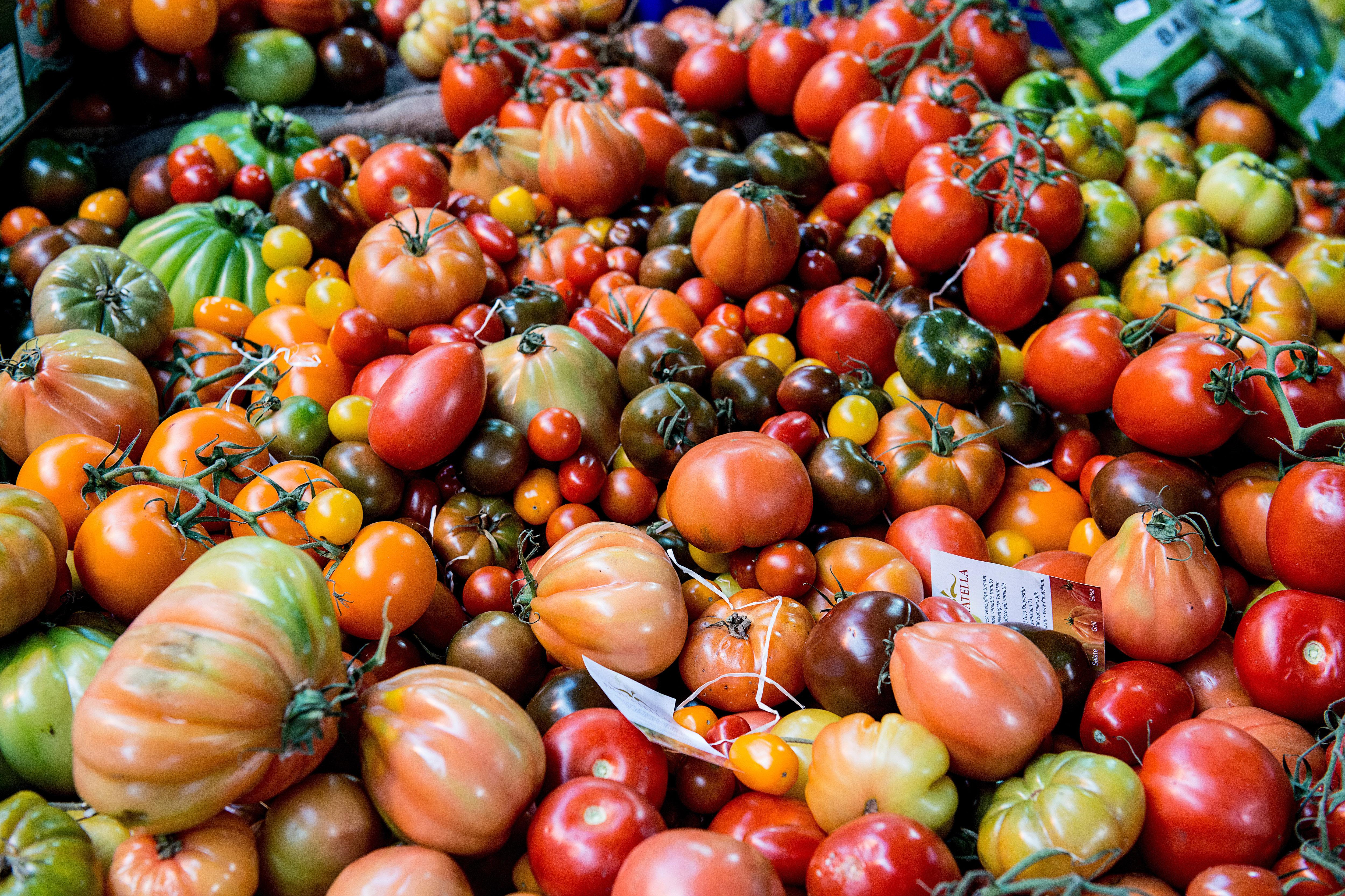 Een halve kilo groenten per dag