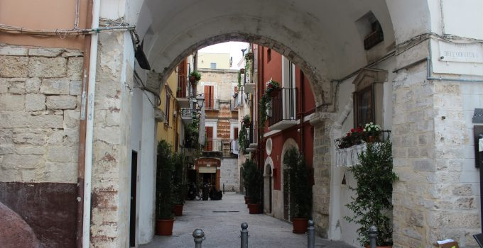 Reisdagboek – Anne naar Bari