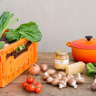Is de vegetarische maaltijdbox een succes?
