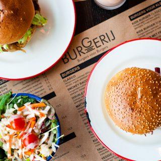 De lekkerste burgers in Amsterdam: Burgerij