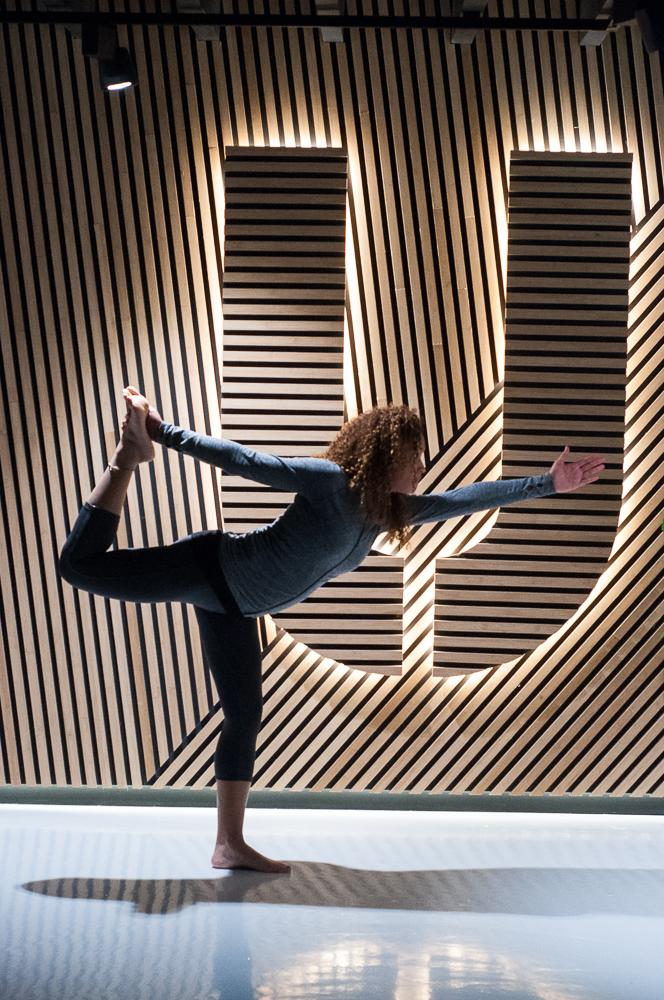 Weekchallenge #3 - Meer sporten - Hot Power Yoga