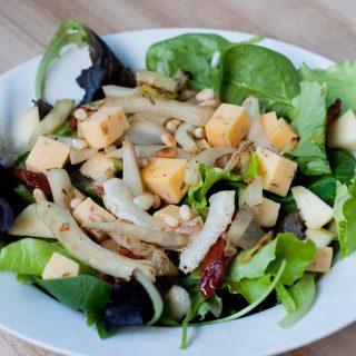 salade met venkel