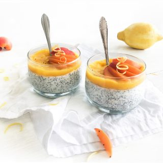 Gastblog The Lemonkitchen: Chiapudding met citroen en mango