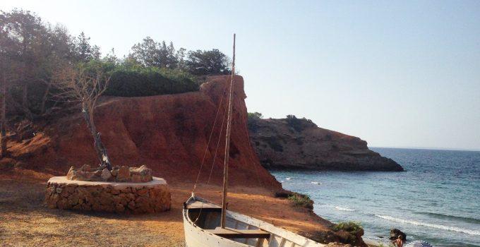 6x de mooiste stranden in de buurt van Ibiza-stad