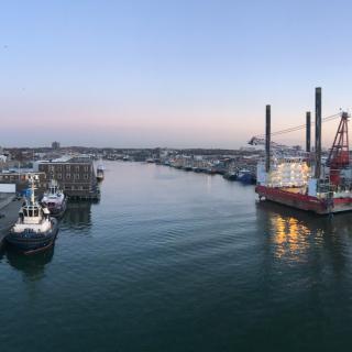 De ferry naar Newcastle: veel meer dan een overtocht