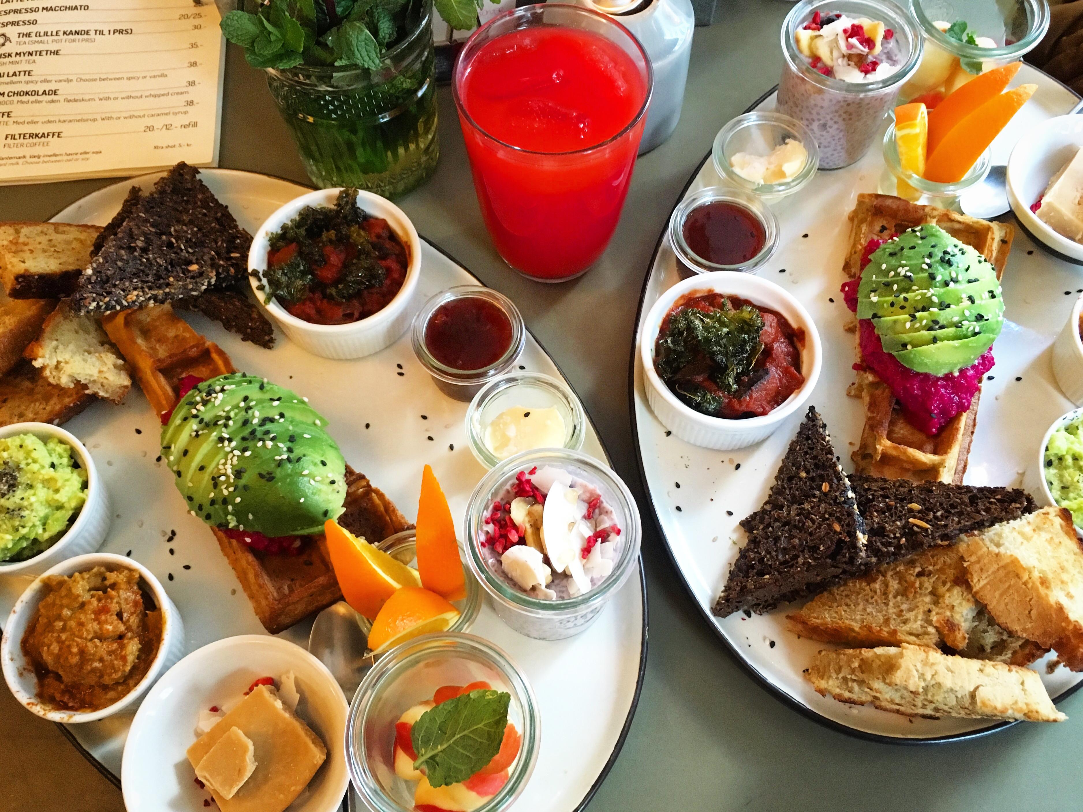 vegan hotspots in Kopenhagen