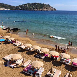 6x de mooiste stranden in het noorden van Ibiza
