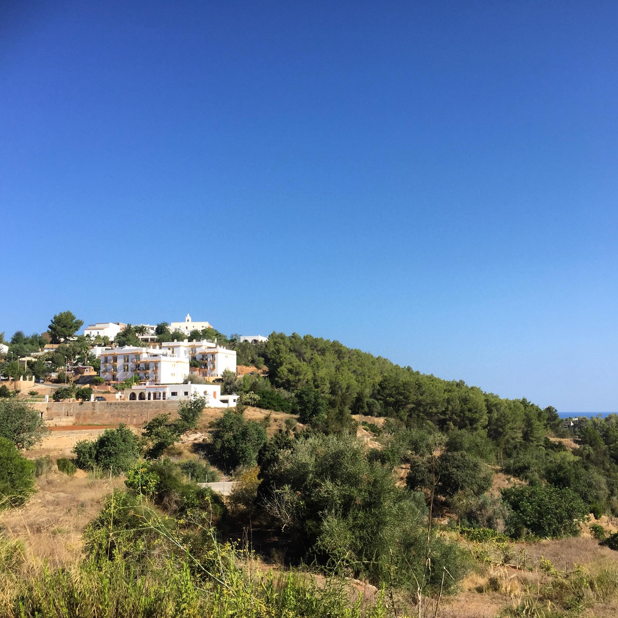 dorpjes op Ibiza