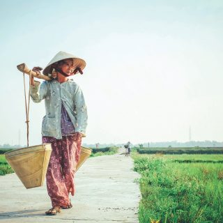 Reisdagboek – Anne naar Vietnam