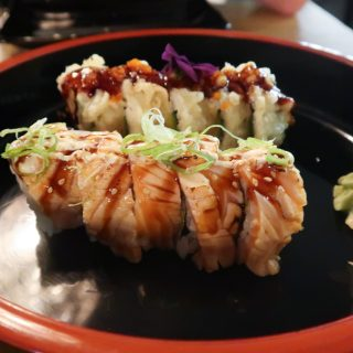 sushi in Zandvoort