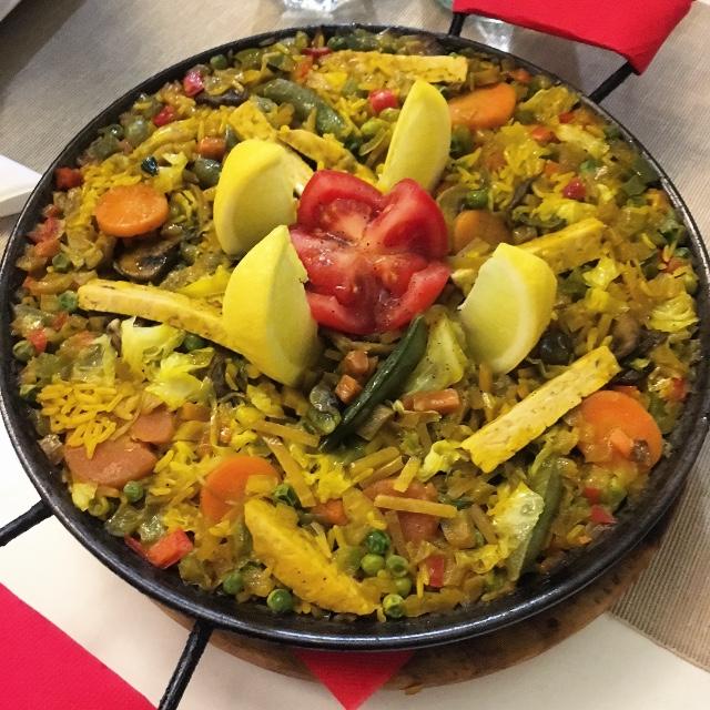 vegan hotspots op Fuerteventura