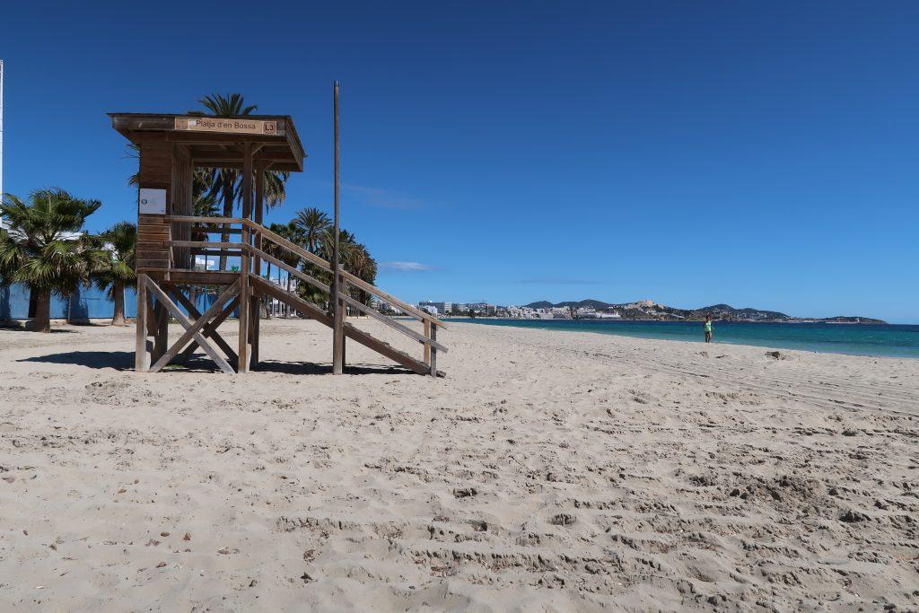 voorseizoen op Ibiza