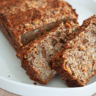 Carrot-cake bananenbrood