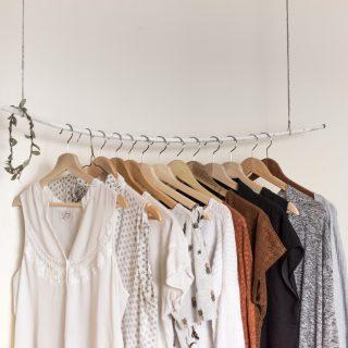 manieren om je garderobe duurzaam te maken